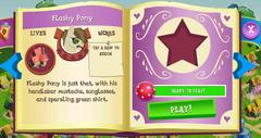 Flashy Pony album