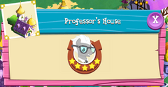 Professor's House residents