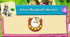 Prince Blueblood's Mansion residents