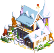Hearth's Warming House Winter