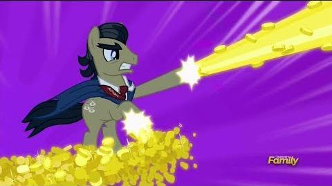 Recordando cuando la Vagoneta y sus mejoras eran más baratas y teníamos 5 Ruedas en My Little Pony