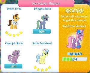 Marvelous Medicos