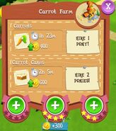 Carrot Farm products
