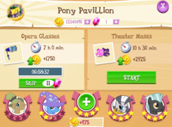 Pony Pavillion Products