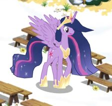 Future Twilight Sparkle Character Image