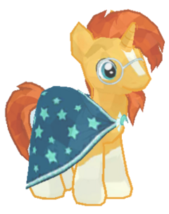 Sunburst Character Image