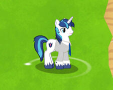 Young-Shining-Armor-Character