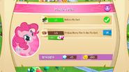Pinkie's Pies tasks