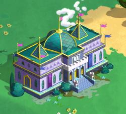 Canterlot Library