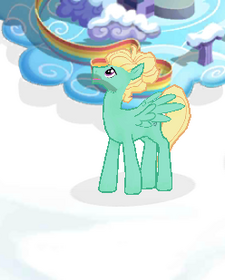Zephyr Breeze Character Image