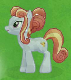 Lavender Crystal Pony image