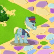 Stationmaster Pony