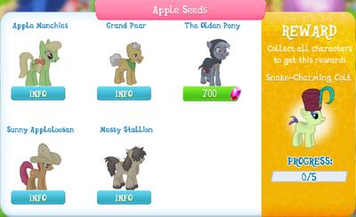 Apple Seeds 2