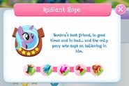 RadiantHope Profile