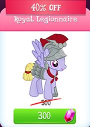 Royal legionnaire store