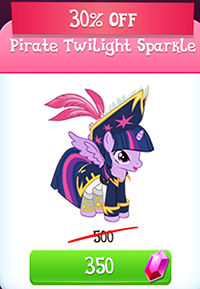 Pirate twilight store