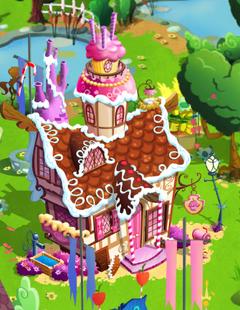 Updated sugarcube corner 2019