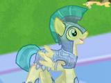 Crystal Empire Guardspony