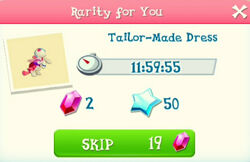 Rarity For You Tailor-Made Dress