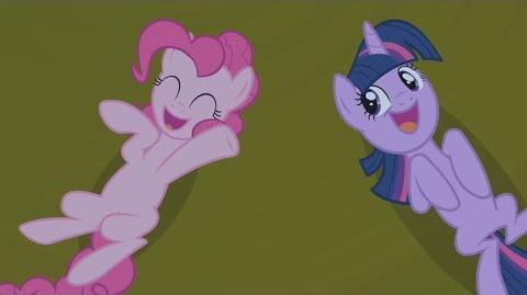 Activating the ELEMENT of HARMONY of LAUGHTER My Little Pony Friendship is Magic Gameloft Mini Game