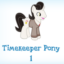 Timekeeper Pony Inventory