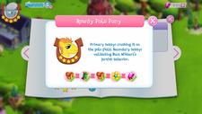 Rowdy Polo Pony AlbumDescriptions
