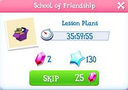 School of friendship item