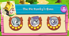 The Pie Family's Home residents
