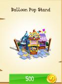 Balloon Pop Stand Store Unlocked