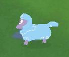 Crystal Sheep