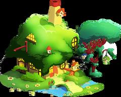 Fluttershy's Cabin