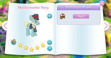 Stationmaster Pony Album