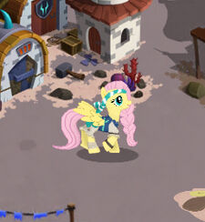Pirate Fluttershy