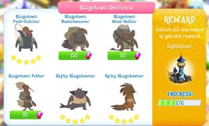 Klugetown Denizens Collection