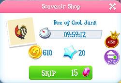 Souvenir Shop Product