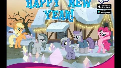 20 FREE GEMS - JANUARY 2018 - My Little Pony Friendship is Magic - GAMELOFT - 20 Gemas Gratis Enero