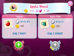 Apple Stand Products