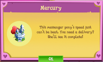 Mercury Pony - Info