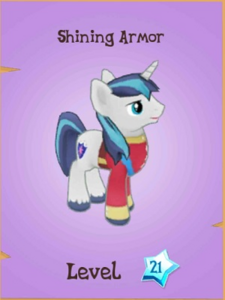 Shining Armor Store Locked
