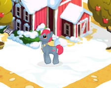 Apple Bottoms Character Image