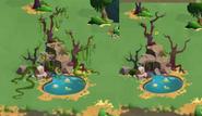 More deforestation