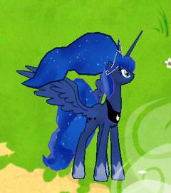 Princess Luna Character