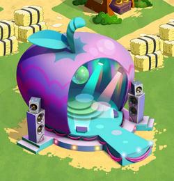 Big-Apple Stage