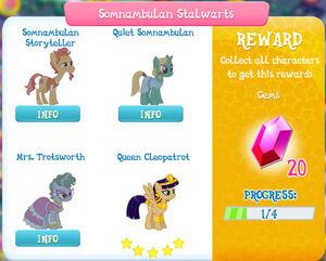 Somnambulan Stalwarts