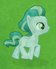 Blue Crystal Foal image