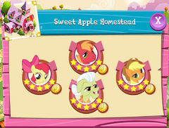 Sweet Apple Homestead Residents Image
