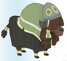 Tenacious yak1