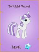 Twilight Velvet Store Locked
