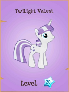 Twilight Velvet Store Locked