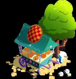 Pie Cart